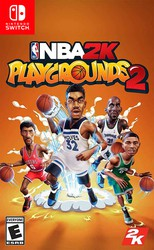 NBA 2K: Playgrounds 2 for Nintendo Switch