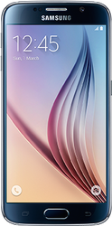 Samsung Galaxy S6 (Unlocked) [SM-G920F] - Black, 32 GB