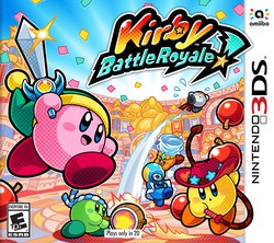 Kirby: Battle Royale for sale