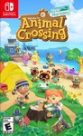 Animal Crossing: New Horizons for Nintendo Switch
