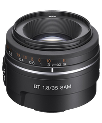 Sony DT 35mm f/1.8 A-Mount for sale on Swappa