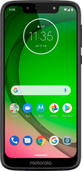 Moto G7 Play (Unlocked) - Navy Blue, 32 GB, 2 GB