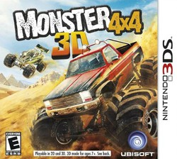 Monster 4x4 3D for sale