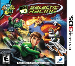 Ben 10: Galactic Racing for sale