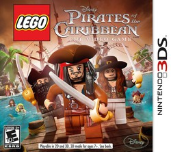 LEGO: Pirates of the Caribbean - The Video Game