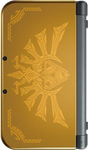 New Nintendo 3DS XL, Hyrule Edition - Gold, 1 GB