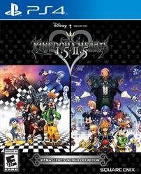 KINGDOM HEARTS: HD I.5 + II.5 ReMIX for PlayStation 4