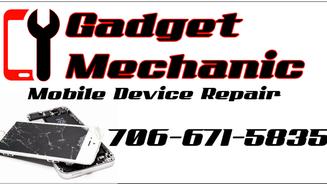 Gadget Mechanic Banner