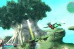 Rodea: The Sky Soldier screenshot