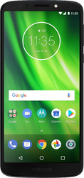 Used Moto G6 Forge