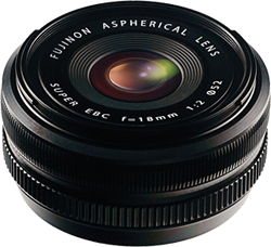 Fuji XF18mm f2 R for sale on Swappa