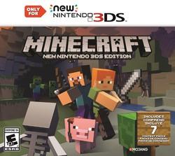 Minecraft for Nintendo 3DS