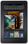 Amazon Kindle Fire HD 2nd Gen
