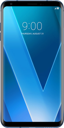 LG V30 (US Cellular) [US998], Plus - Black, 128 GB