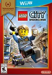 Used LEGO City: Undercover, Nintendo Selects for Nintendo Wii U
