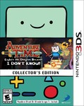 Adventure Time: Explore the Dungeon Because I DON'T KNOW!, Collector's Edition for Nintendo 3DS