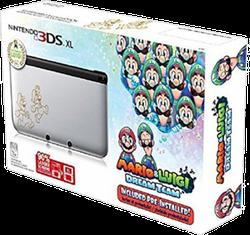 Nintendo 3DS XL - White & Pink, 1 GB