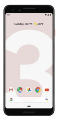 Google Pixel 3 (Verizon), Verizon Edition - White, 128 GB