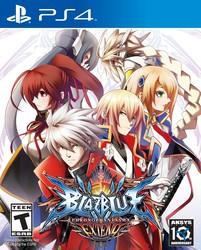 BlazBlue: Chrono Phantasma for PlayStation 4