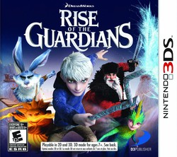 Rise of the Guardians for Nintendo 3DS