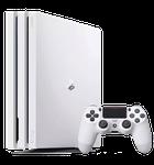 PlayStation 4 Pro, Destiny - White, 1 TB