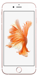 Apple iPhone 6S (Unlocked) [A1688] - Silver, 64 GB