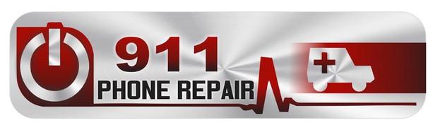 911 phone repair Banner