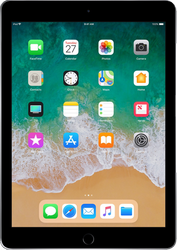 Apple iPad 6th Gen (Wi-Fi) [A1893] - Gold, 128 GB