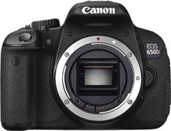 Canon EOS 650D for sale on Swappa