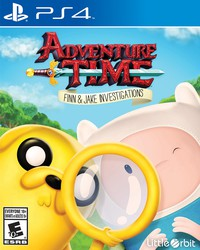 Adventure Time: Finn & Jake Investigations for PlayStation 4