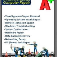 A+ TECH WIRELESS AND COMPUTER LLC Banner