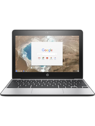 HP Chromebook 11 G5 Touch - Black, 32 GB, 4 GB
