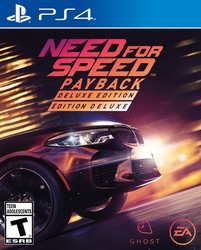 Need for Speed: Payback for PlayStation 4