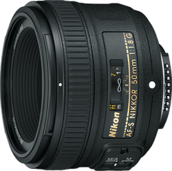 Nikon AF-S Nikkor 50mm f1.8G for sale