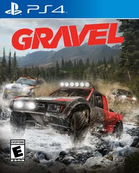 Gravel for PlayStation 4
