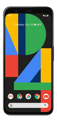 Google Pixel 4 (T-Mobile) [G020I] - Black, 64 GB, 6 GB