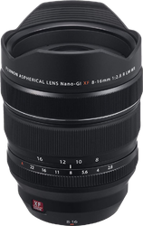 Fuji XF 8-16mm LM WR for sale on Swappa