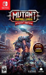 Mutant Football League: Dynasty Edition for Nintendo Switch