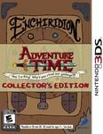 Adventure Time: Hey Ice King! Why'd You Steal Our Garbage?!!, Collector's Edition for Nintendo 3DS