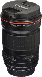 Canon EF 135mm f2L USM for sale on Swappa