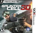 Tom Clancy's: Splinter Cell - 3D for Nintendo 3DS