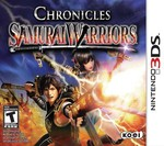 Samurai Warriors: Chronicles for Nintendo 3DS