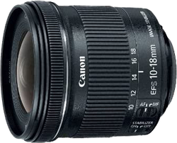 Canon EF-S 10-18mm f4.5-5.6 IS STM for sale on Swappa