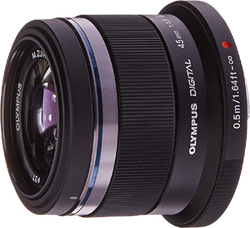 Olympus Digital ED 45mm f1.8 for sale on Swappa