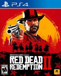 Red Dead: Redemption II for PlayStation 4