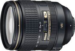 Nikon AF-S FX NIKKOR 24-120mm f4G ED VR for sale
