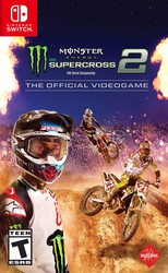 Monster Energy Supercross: The Official Videogame 2 for Nintendo Switch