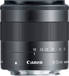 Canon EF-M 18-55mm f3.5-5.6 IS