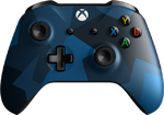 Xbox One Controller, Midnight Forces 2 Special Edition - Navy Blue
