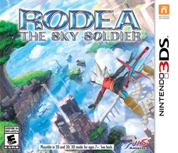 Rodea: The Sky Soldier for Nintendo 3DS